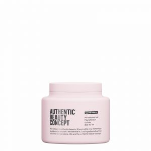Authentic Beauty Concept Glow mask 200ml ethical hair mask for coloured hair