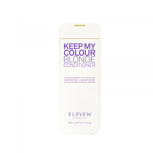 Eleven Australia Keep my colour blonde conditioner 300ml Natural toning conditioner for blonde hair