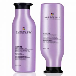 Pureology Hydrate Shampoo conditioner 266ml duo bundle offer