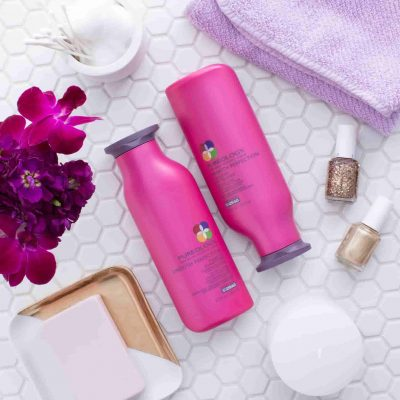Pureology Smooth Perfection shampoo conditioner