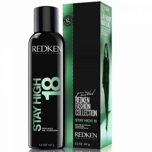 Redken Stay High 18 gel to mousse 150ml from Redken Fashion Collection