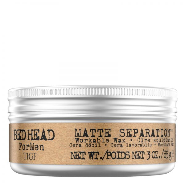 TIGI Bed Head for Men Matte Separation Wax Brighton