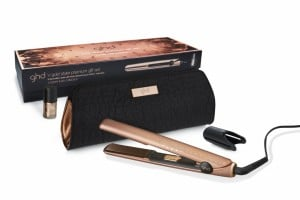 copper luxe V styler gift set