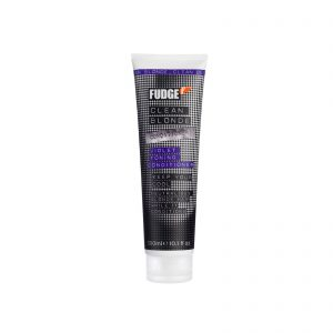 Fudge clean blonde violet toning conditioner 300ml Brighton