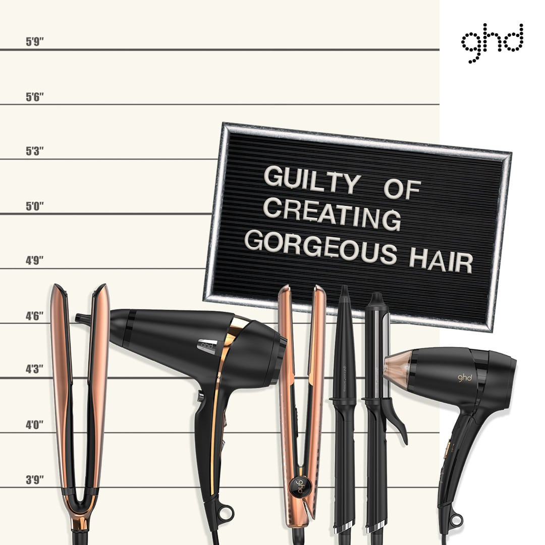 ghd copper luxe brighton