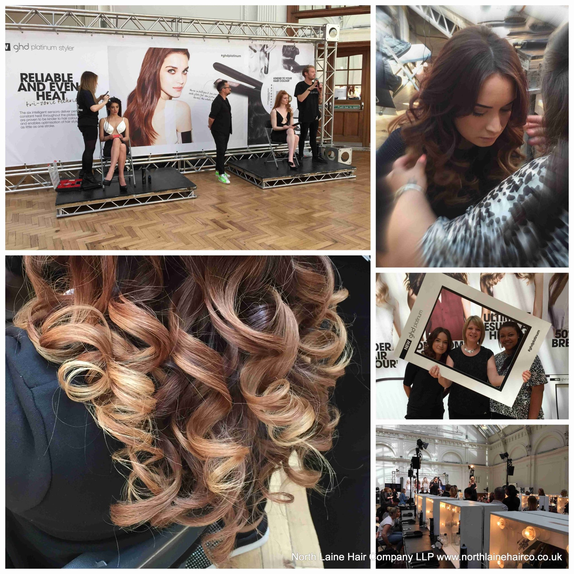 ghd platinum launch