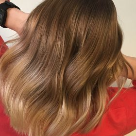 Balayage colour experts Brighton